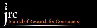 Journal of Research for Consumers